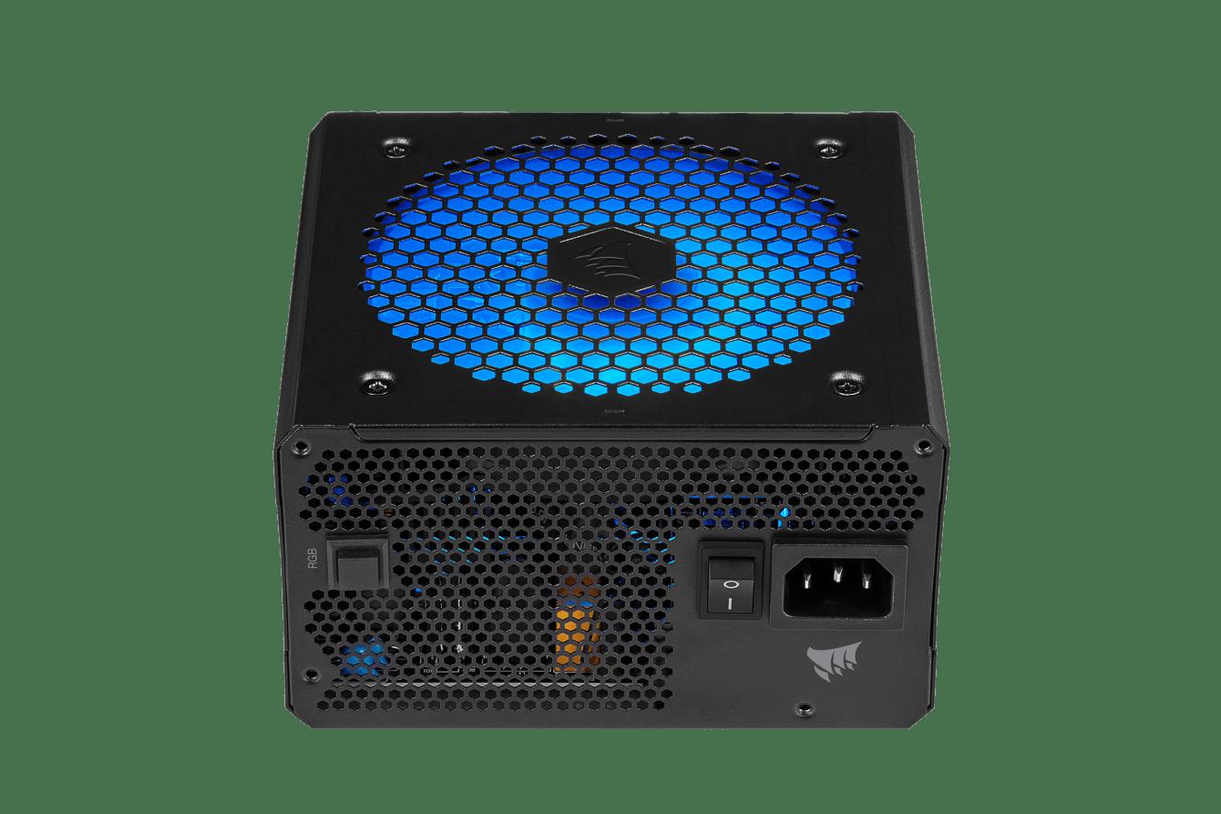 CORSAIR CX F RGB: alimentatori modulari 80+ Bronze