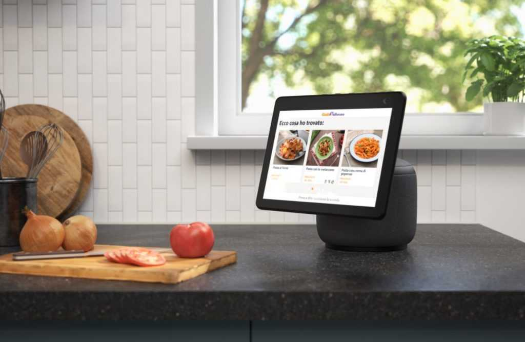 Amazon Echo: presentata la nuova famiglia di dispositivi