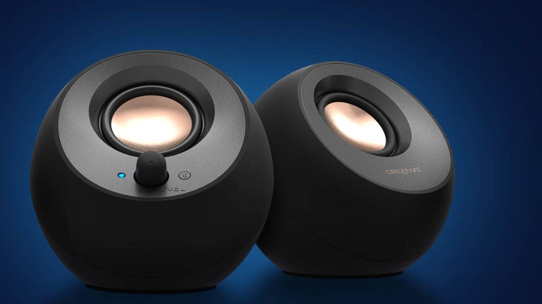 Creative: annunciati i nuovi altoparlanti Pebble V3 finalmente wireless