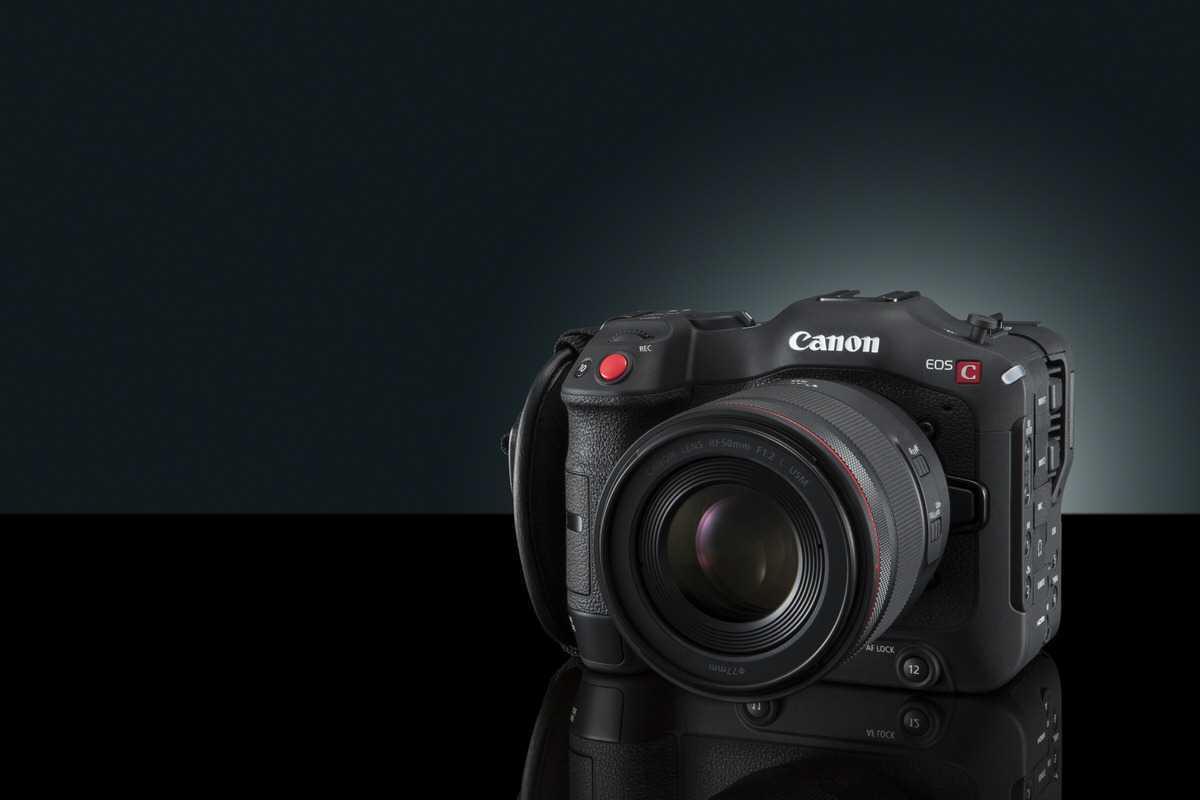 Canon EOS C70: qualità cinematografica su RF Mount