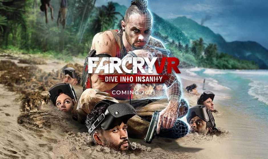 Ubisoft Forward, Vaas torna in FAR CRY VR: dive into insanity
