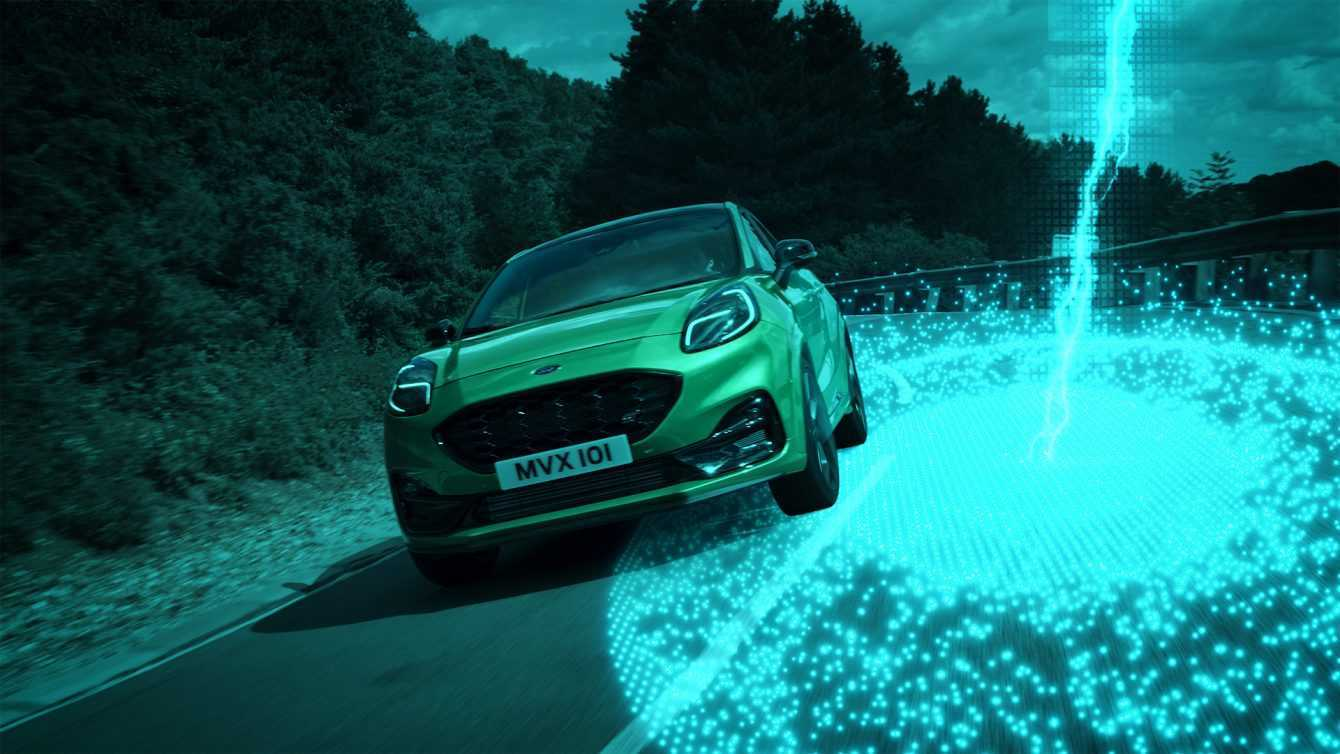 Ford Next Level: la serie interattiva che svela la nuova Puma ST