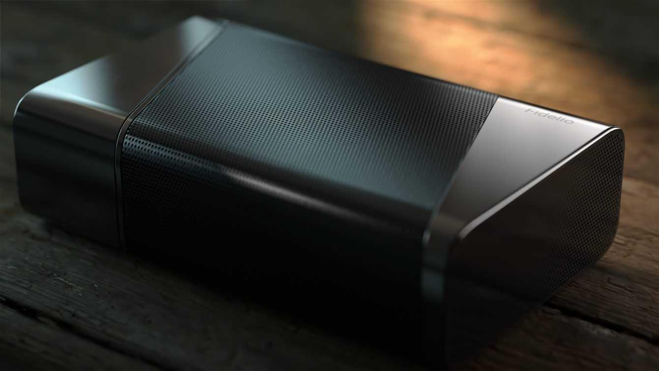 Philips Fidelio: per un audio di livello premium