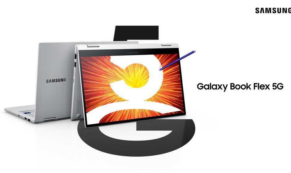 Samsung Galaxy Book Flex 5G: tra connettività e produttività