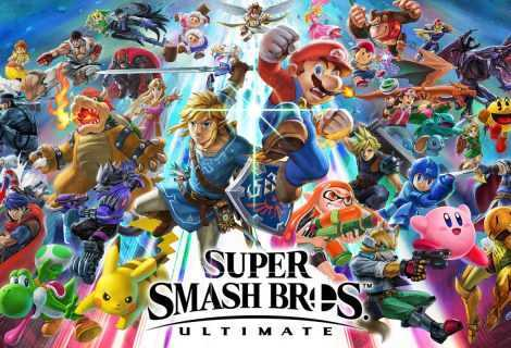 Super Smash Bros Ultimate: arriva l'aggiornamento 9.0.2