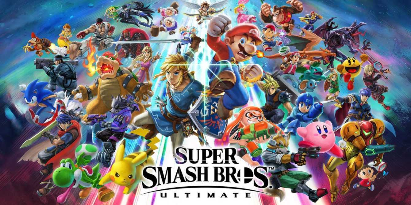 Il Super Smash Bros Ultimate Throwback Throwdown sta per iniziare
