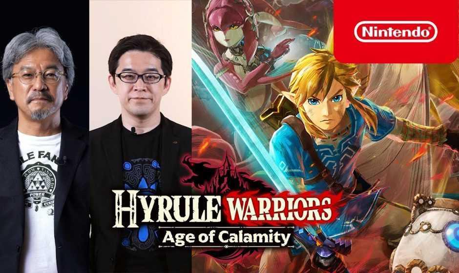 Hyrule Warriors: L'era della calamità, il nuovo musou di Zelda