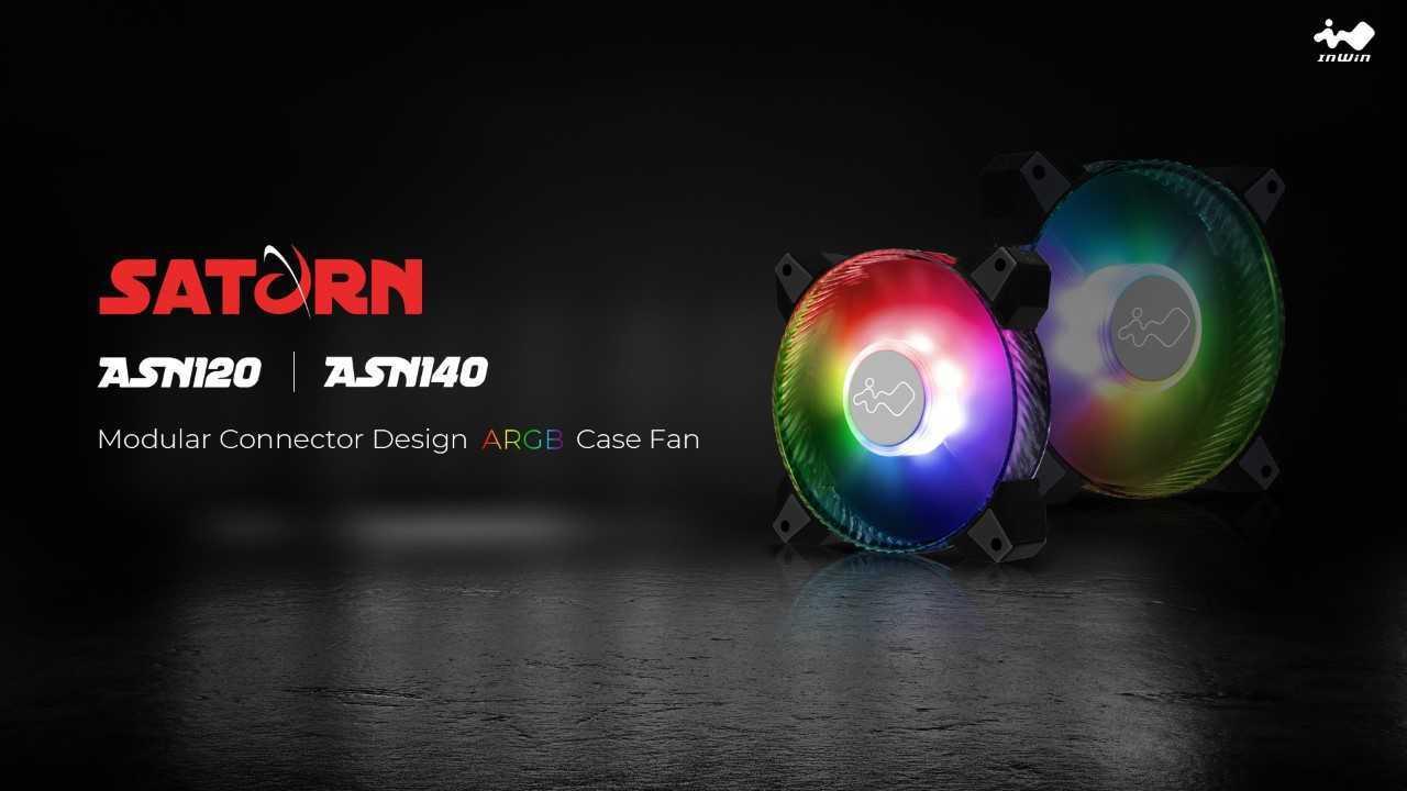 InWin: annunciate le nuove ventole per PC Saturn e Jupiter
