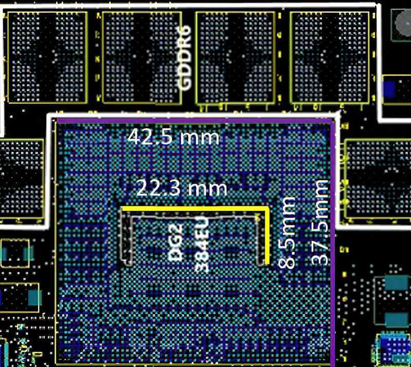 Intel Xe: GPU gaming top avrà 7680 core e 23 TFLOP?