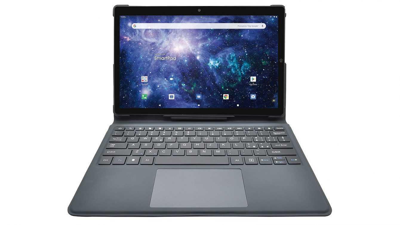 Mediacom presenta SmartPad 11.6 Azimut2