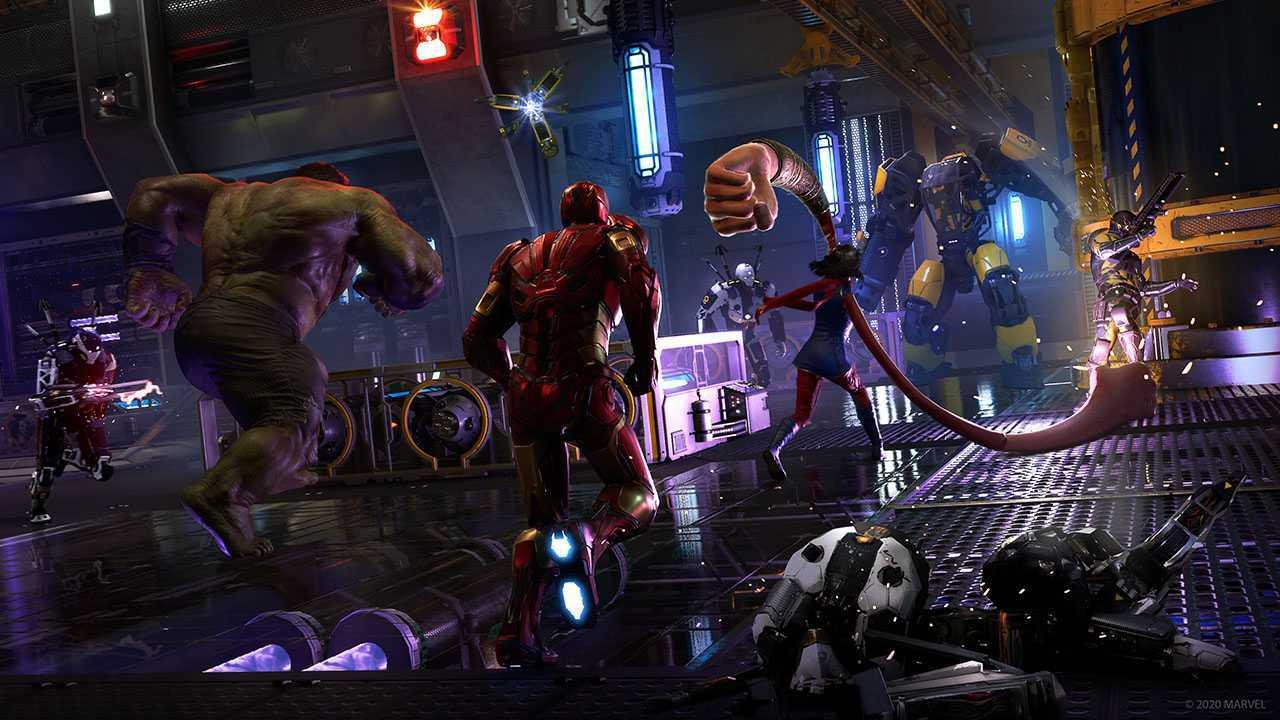 Marvel's Avengers: la patch 12.9 introduce il backup dei salvataggi
