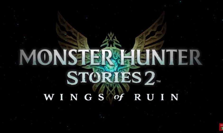 Monster Hunter Stories 2: Wings of Ruin, svelato il peso su Switch!