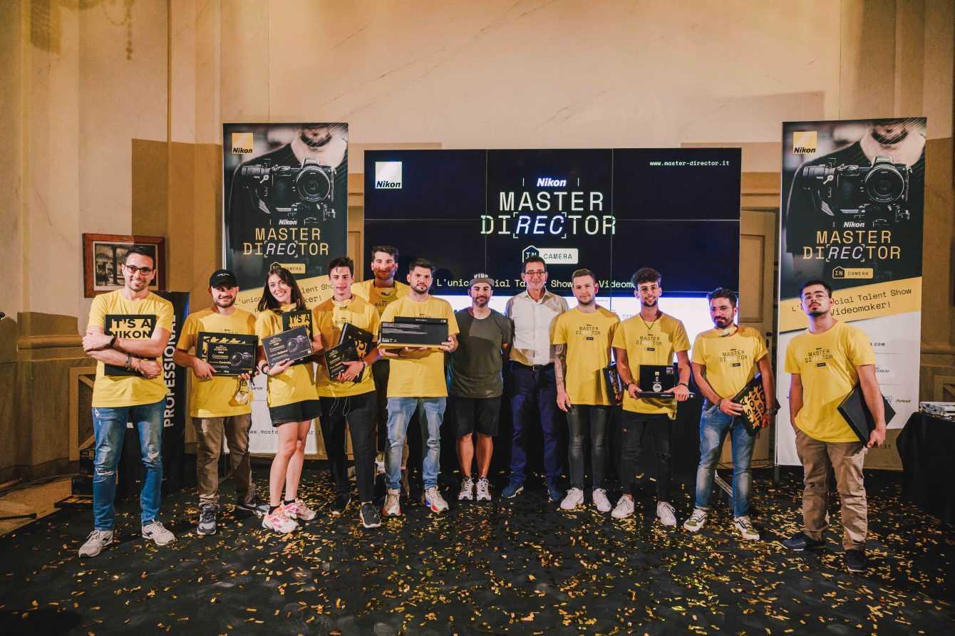 Nikon Master Director: assegnati 30mila euro di contratti