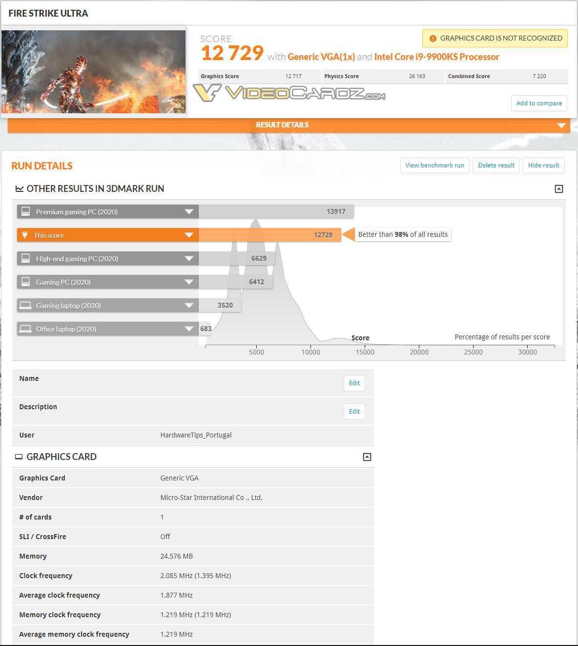NVIDIA RTX 3090: benchmark record mostrano +50% su RTX 2080Ti