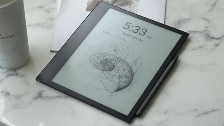 ONYX BOOX Max Lumi e BOOX Note Air: produttività su e-ink