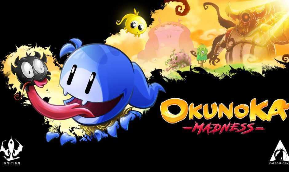 Recensione OkunoKA Madness: un platform di cui c'era bisogno