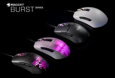 ROCCAT Burst Pro: il mouse da gaming simmetrico