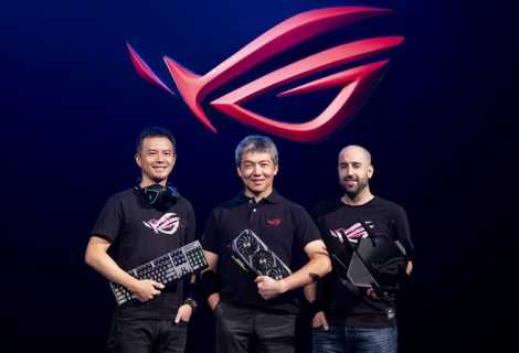 ASUS ROG: nuovi monitor gaming e accessori