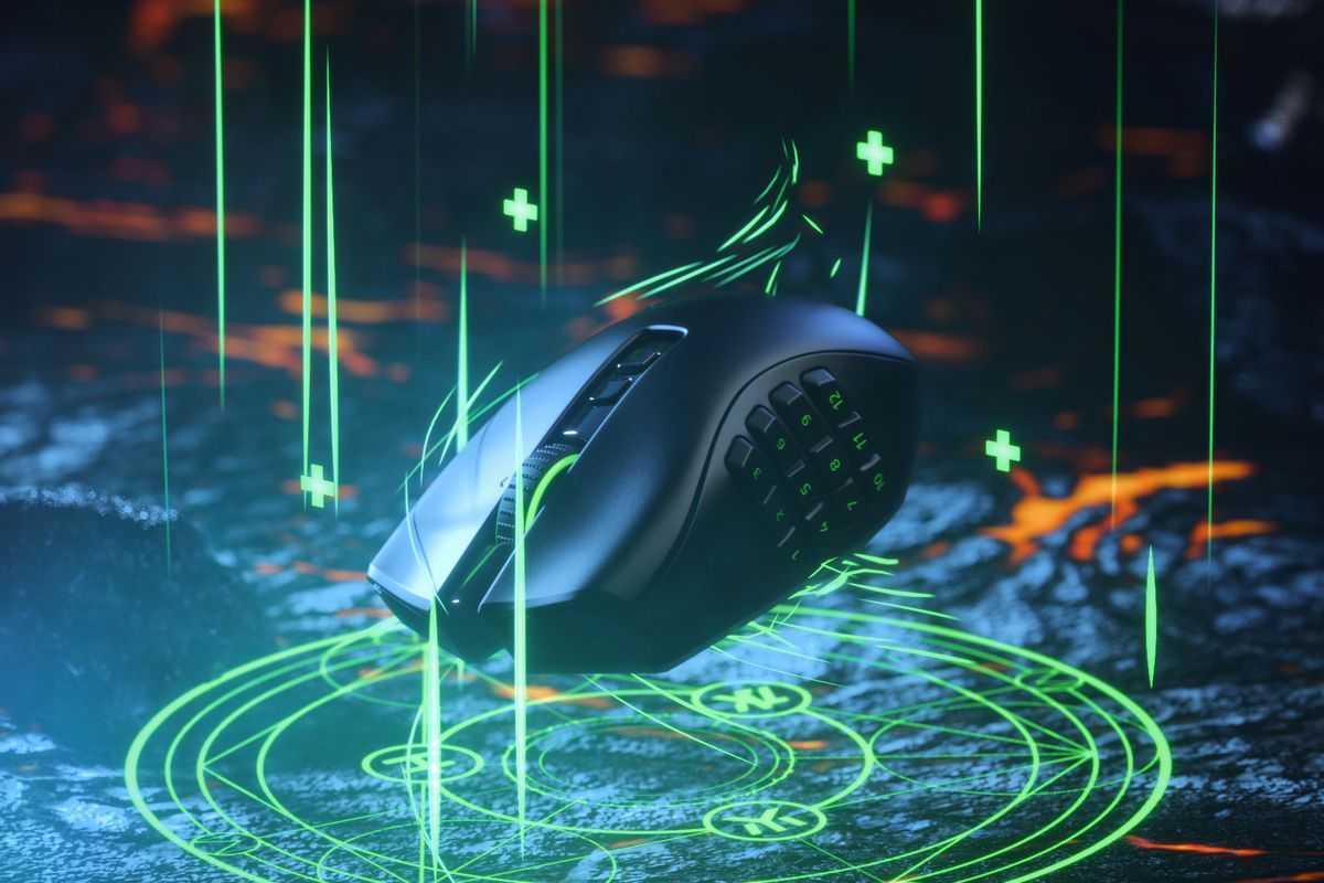 Razer Naga Pro: con il nuovo mouse wireless ora ne avrai tre in uno