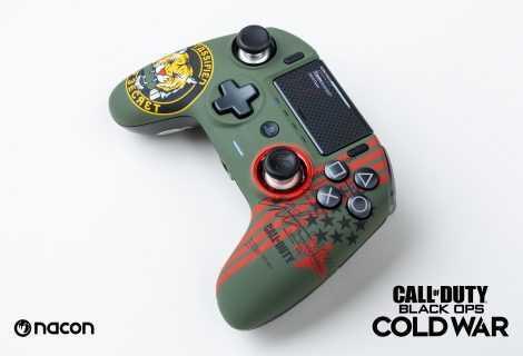 Nacon: disponibile il nuovo REVOLUTION Unlimited Pro Controller - CoD: Black Ops Cold War