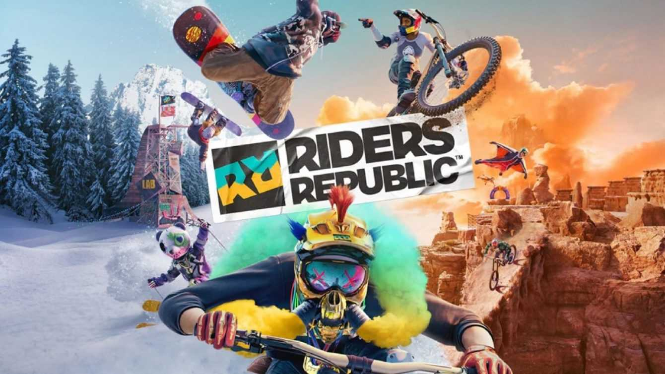 Riders Republic |  il titolo è stato rinviato