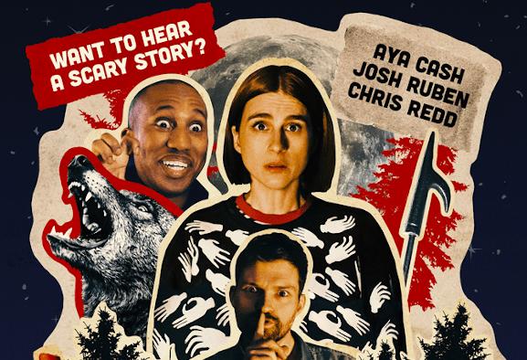Scare Me: il trailer dell'horror con Aya Cash e Josh Ruben