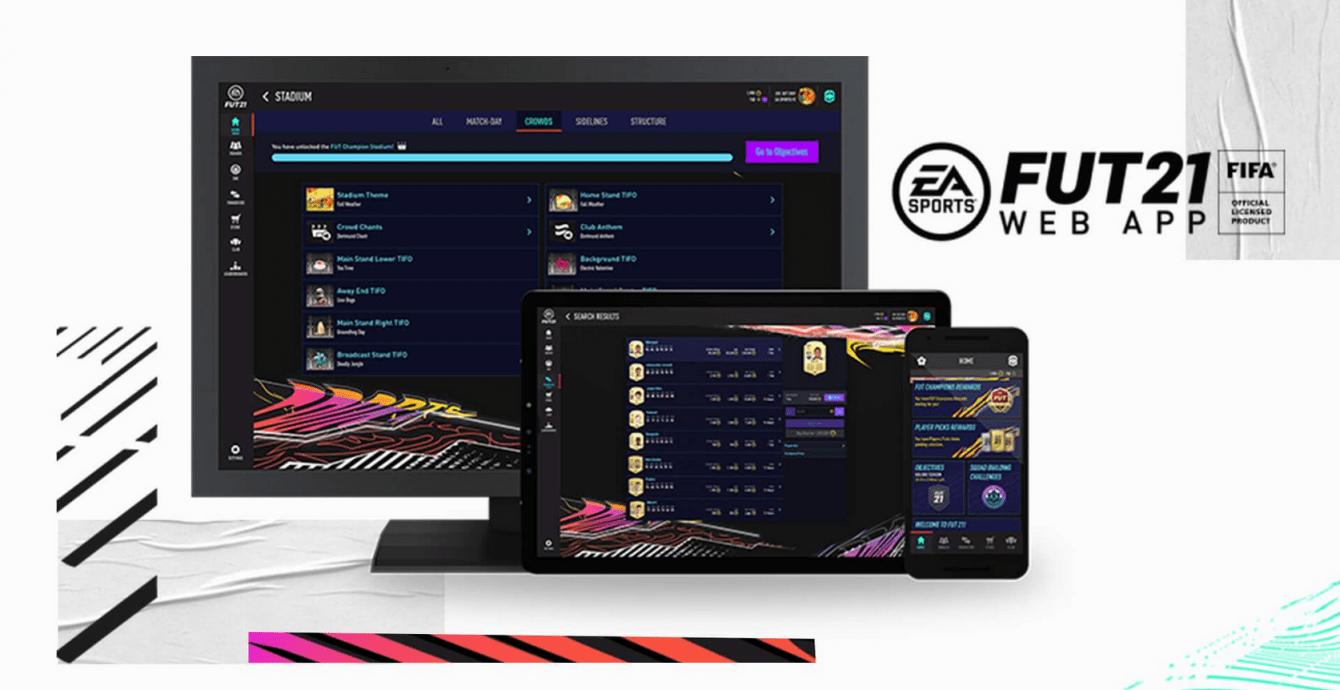 FIFA 21 Web App: tutto ciò che c'è da sapere