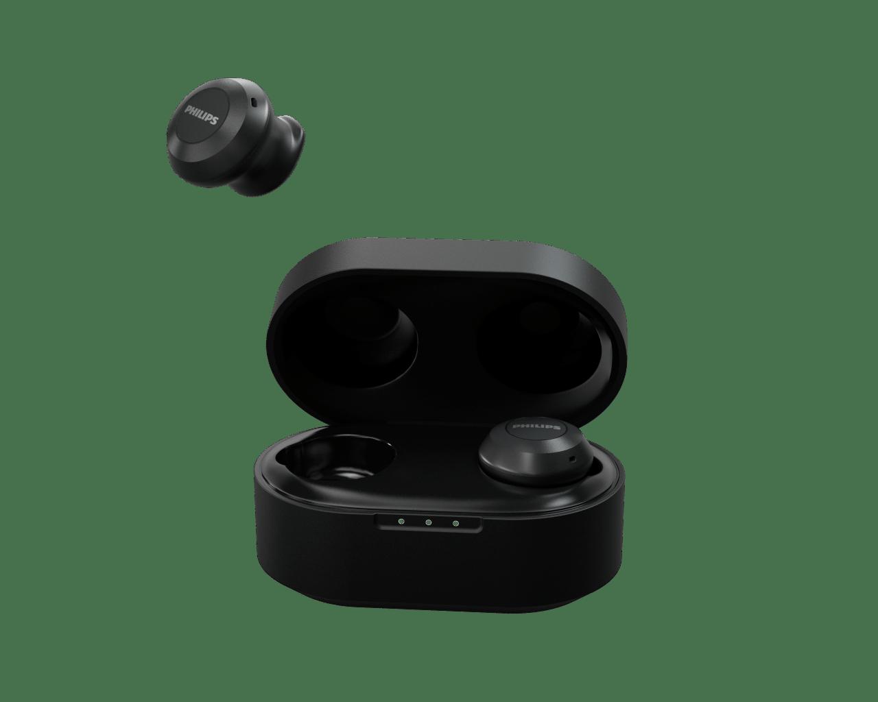 Auricolari Philips ANC: portatiti e con cancellazione attiva del rumore