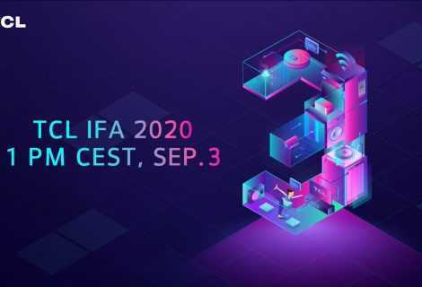 IFA 2020: ecco TCL con tablet, smartwatch e cuffie wireless