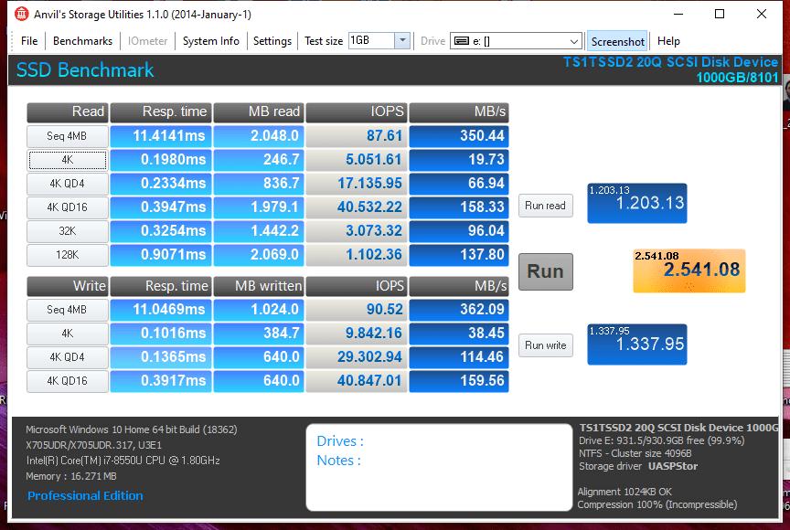 Recensione Transcend SSD220Q: l'SSD QLC NAND veloce, prestante ed economico