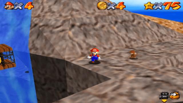 Super Mario 64: dove trovare tutte le stelle di Monte Gigante