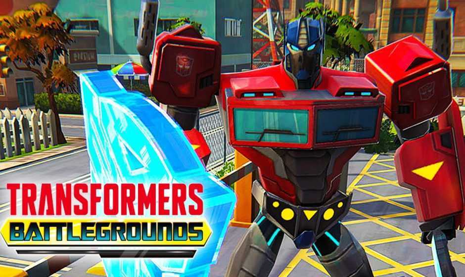 Transformers Battlegrounds: annunciata la Digital Deluxe Edition