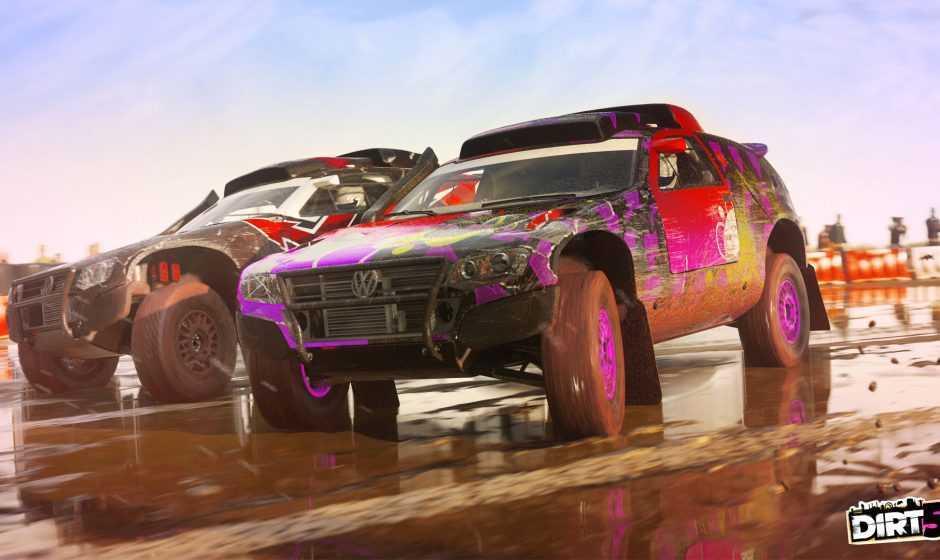 Dirt 5: un gameplay trailer per Xbox Series X