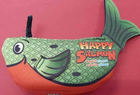 Recensione Happy Salmon: batti la pinnetta!