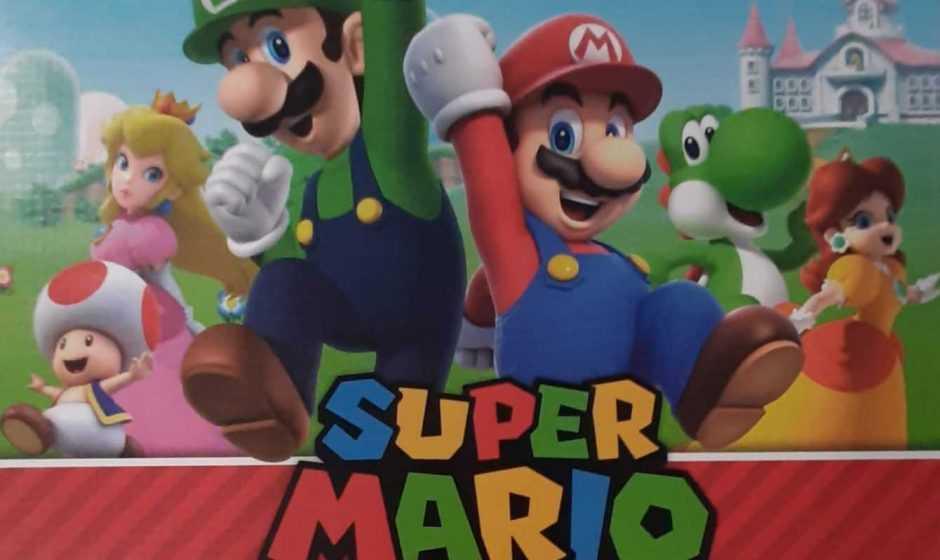 Recensione Super Mario Level Up: here we go!