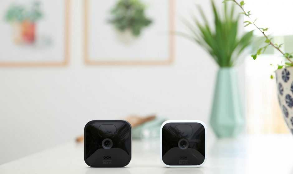 Amazon: annunciate le videocamere di sicurezza wireless Blink