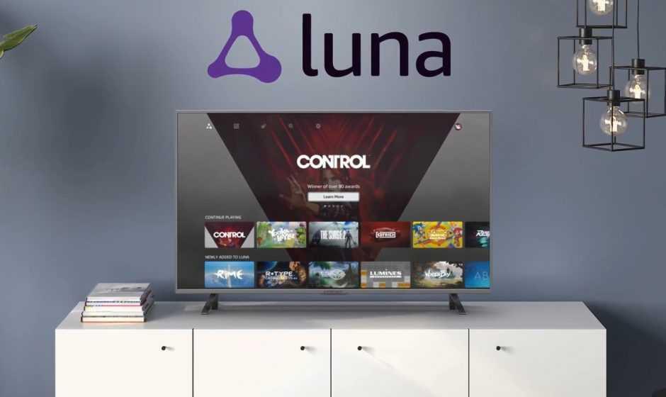 Amazon Luna: i titoli saranno progettati sull'architetuttura di Windows