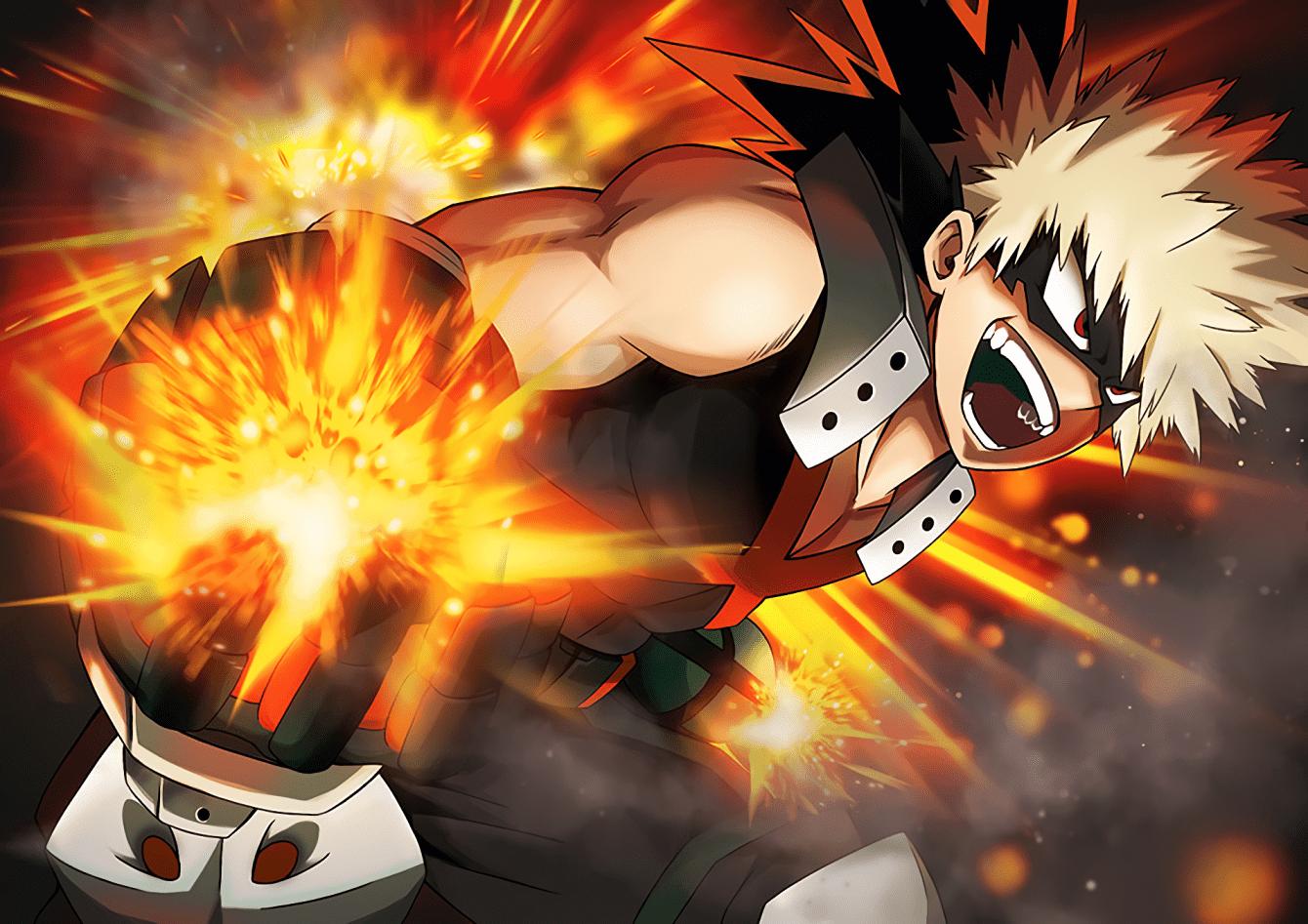 My Hero Academia 285: Bakugo Rising | Jump Highlights