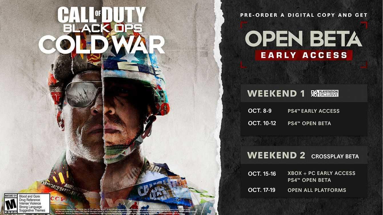 Call of Duty: Black Ops Cold War, tutte le informazioni sulla Beta!