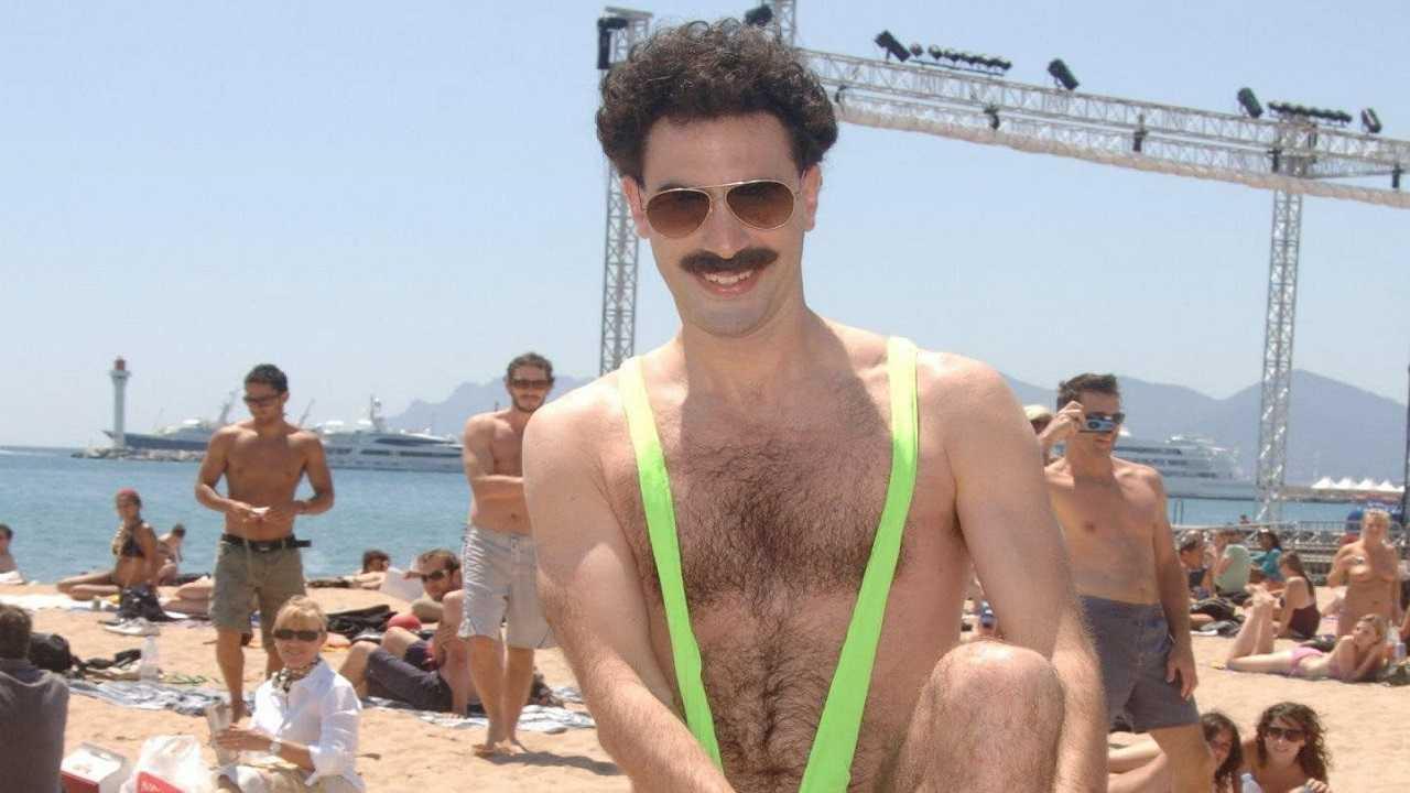 Borat 3: secondo Sacha Baron Cohen non si farà