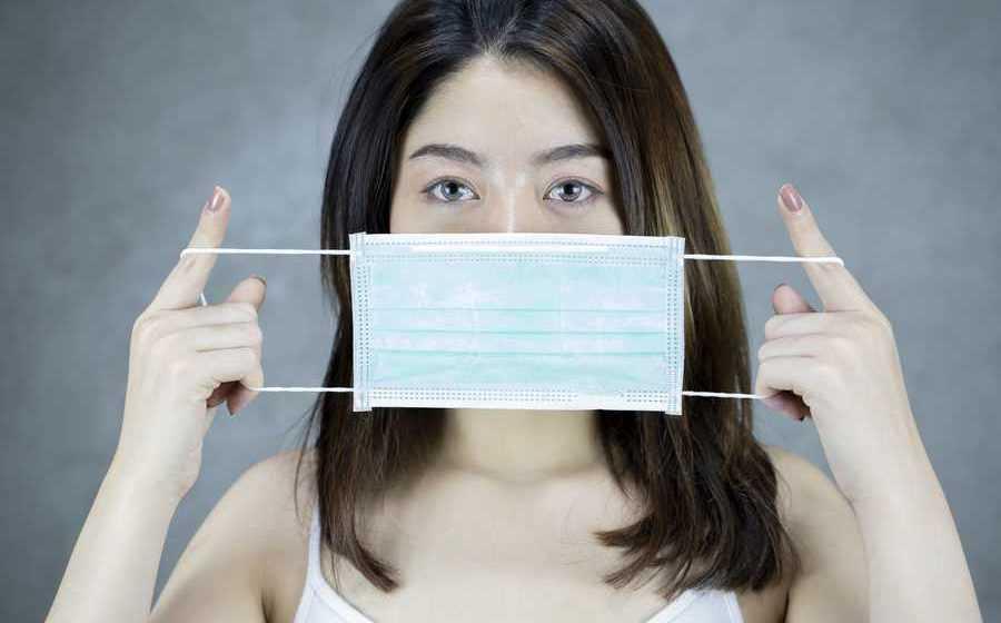 Coronavirus: le mascherine sono più efficaci delle visiere