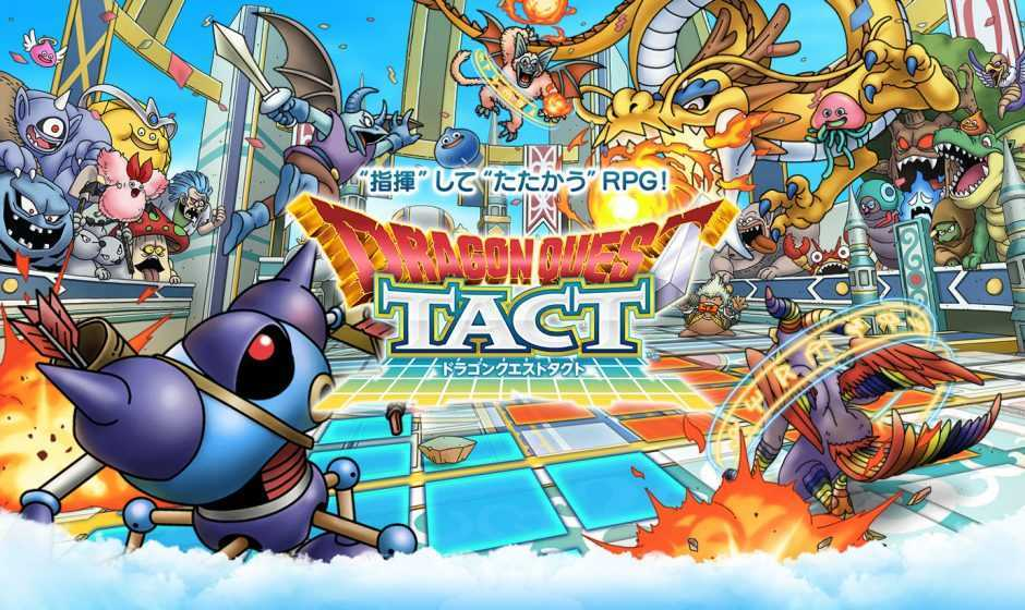 Dragon Quest Tact arriva in occidente su mobile
