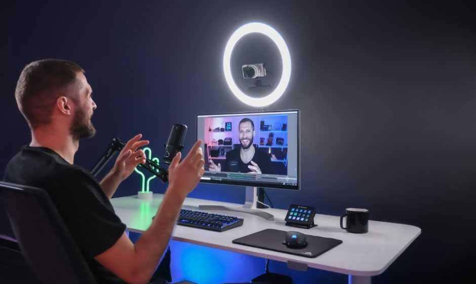 Elgato Ring Light: annunciato il nuovo pannello LED circolare per video e dirette