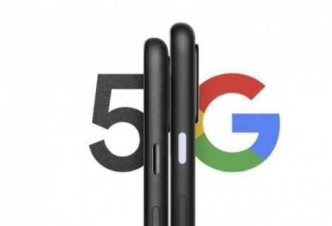 Google Pixel 5: arriva la scheda tecnica completa