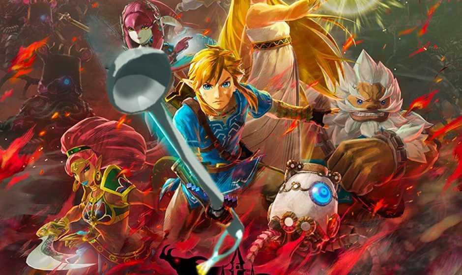 Hyrule Warriors l'Era della Calamità: confermata la presenza al Tokyo Game Show 2020