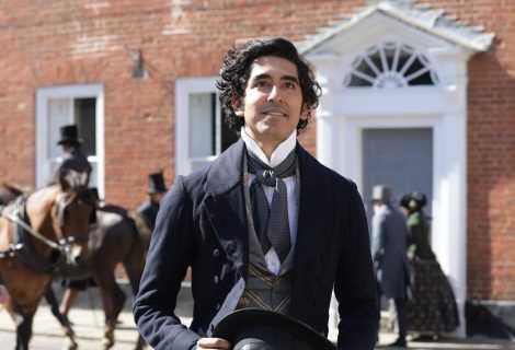 La vita straordinaria di David Copperfield arriva al cinema!