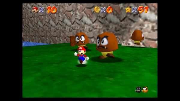 Super Mario 64: dove trovare tutte le stelle di Isola Granpiccola