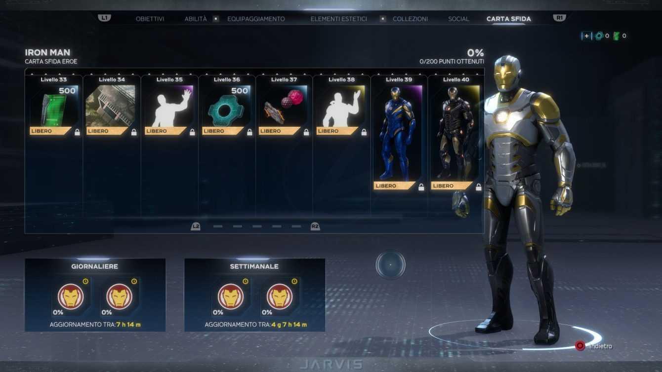 Marvel's Avengers: come completare le carte sfida e sbloccare gratis tutti i pass