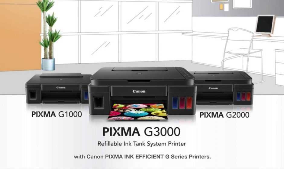 Canon: le stampanti più adatte al ritorno a scuola