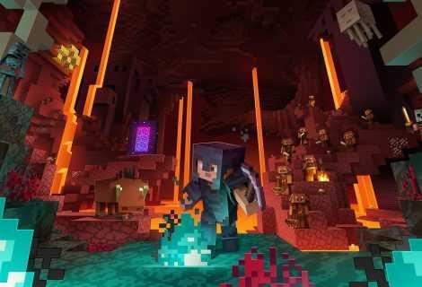 Minecraft: il fuoco del Nether si può spegnere!